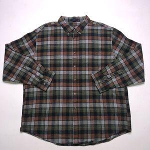 Pendleton Men's Cotton Mason Flannel Shirt
